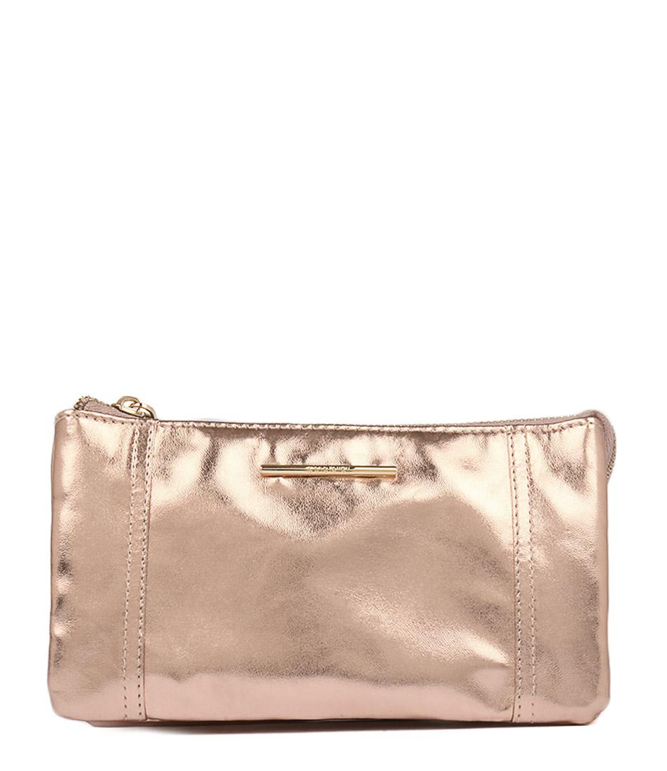Diana Ferrari Macee Wallet Rose Gold Bags Clutch Bags