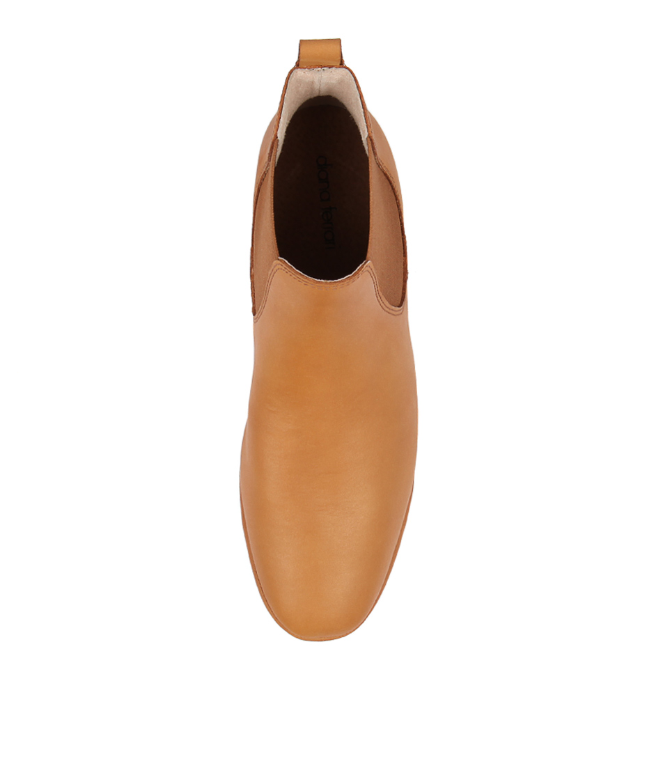 New-Diana-Ferrari-Ohanna-Womens-Shoes-Comfort-Boots-Ankle