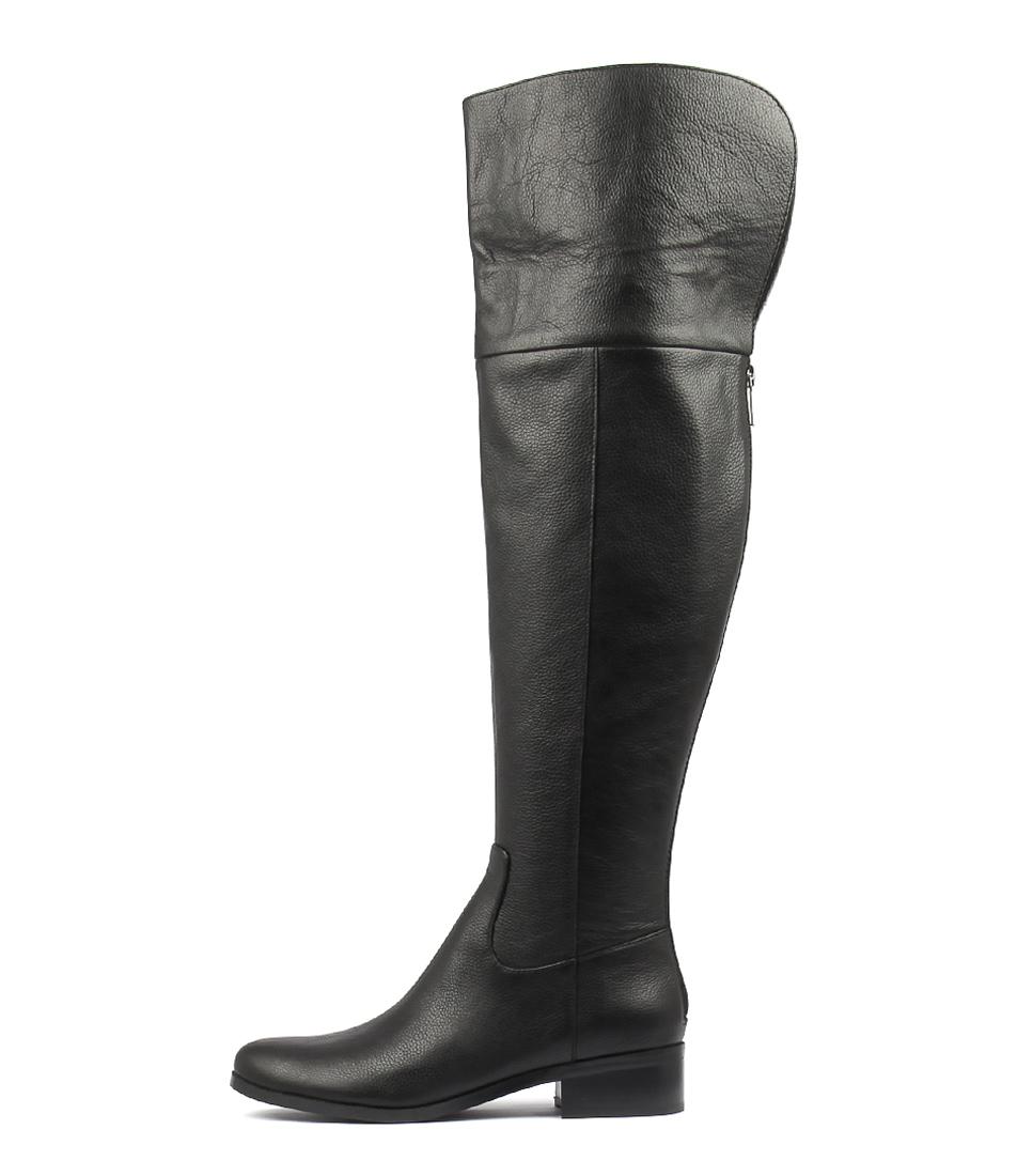 Diana Ferrari Arryn Black Comfort Long Boots
