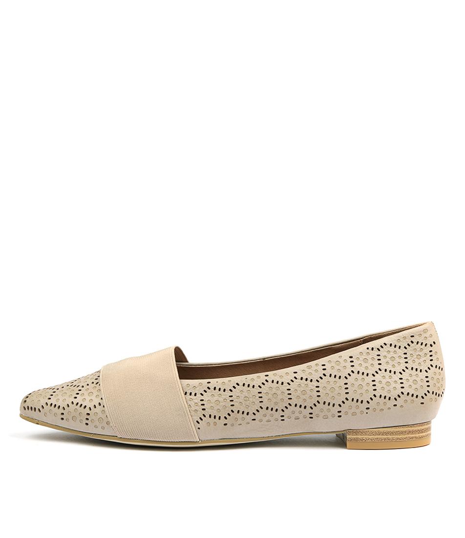 Diana Ferrari Carousel2 Stone Sandals