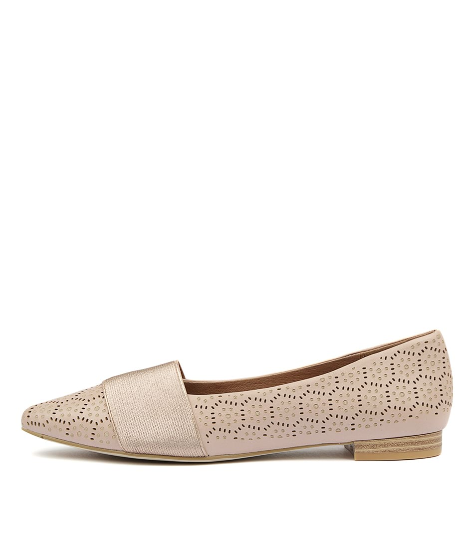 Buy Diana Ferrari Carousel2 Blush Flats online with free shipping