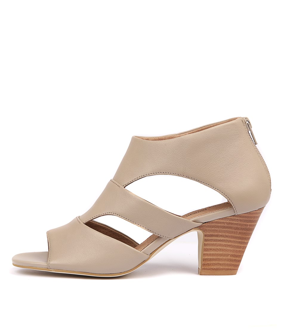 Buy Diana Ferrari Quaneisha Pale Taupe Heeled Sandals online with free shipping
