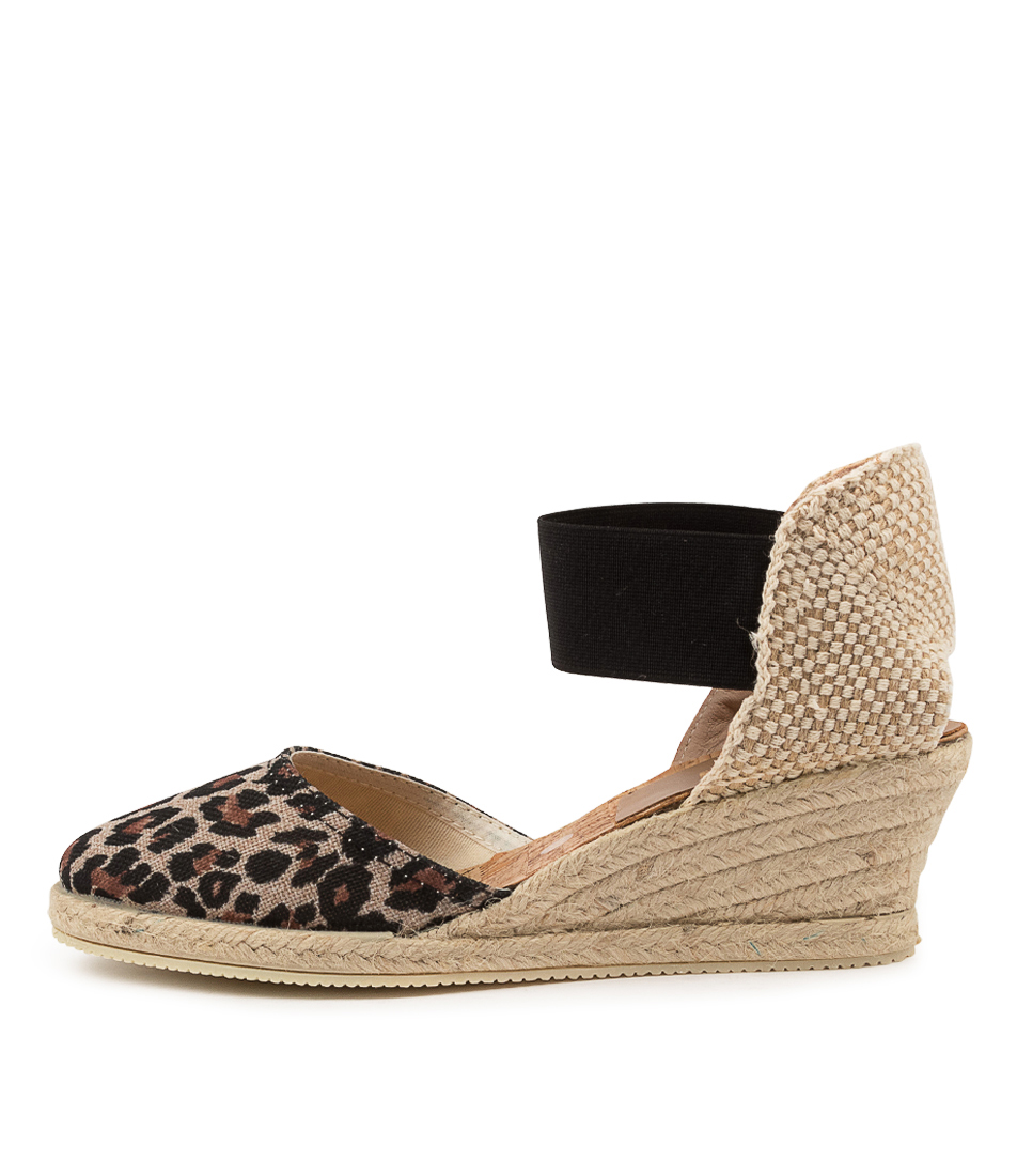 Buy Diana Ferrari Tamiko Df Leopard High Heels online with free shipping