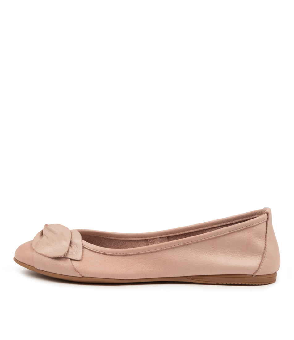 Buy Diana Ferrari Arille Df Nude Flats online with free shipping