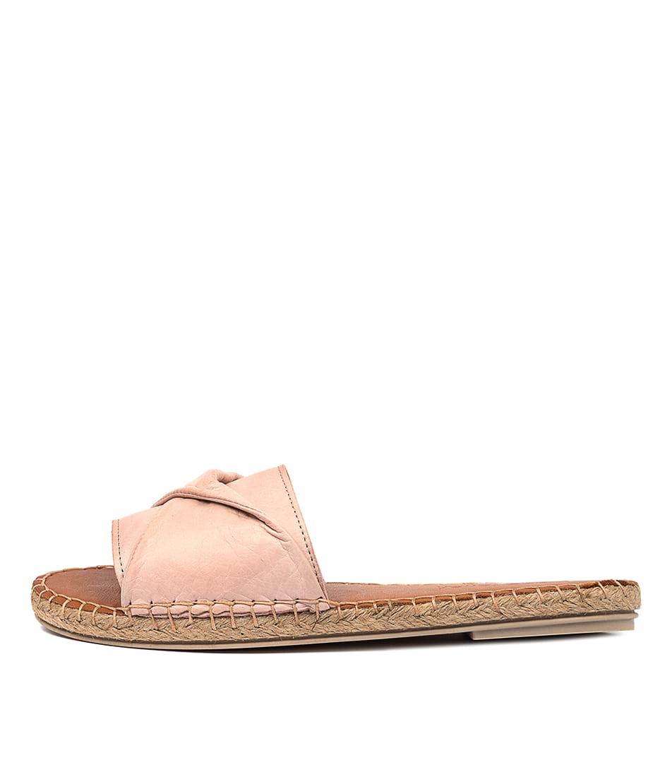 Buy Diana Ferrari Caville Df Nude Flat Sandals online with free shipping