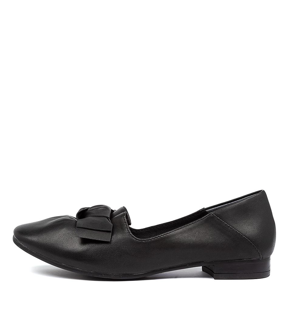 Buy Diana Ferrari Taj Df Black High Heels online with free shipping