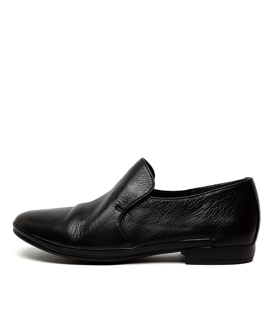 Buy Diana Ferrari Ooma Df Black E Flats online with free shipping