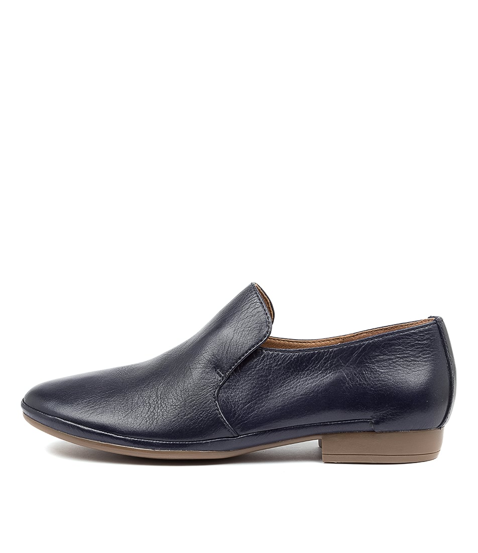 Buy Diana Ferrari Ooma Df Navy Flats online with free shipping