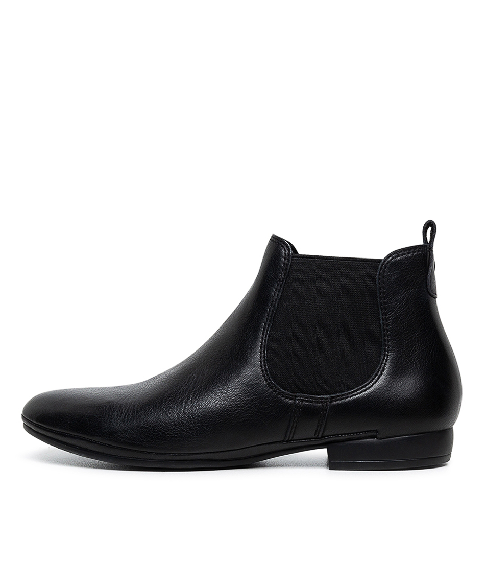 Buy Diana Ferrari Original Df Black E Ankle Boots online with free shipping
