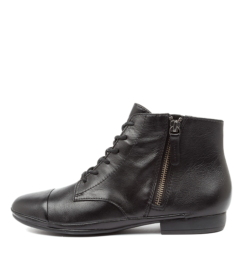Buy Diana Ferrari Ozara Df Black E Ankle Boots online with free shipping