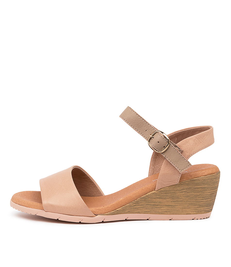 Buy Diana Ferrari Xaida Df Dk Nude Taupe Heeled Sandals online with free shipping
