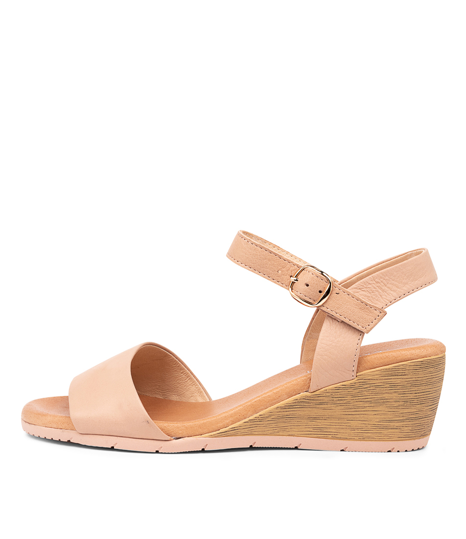 Buy Diana Ferrari Xaida Df Dk Nude Heeled Sandals online with free shipping