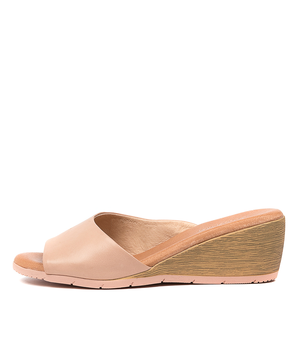 Buy Diana Ferrari Xandra Df Dk Nude Heeled Sandals online with free shipping
