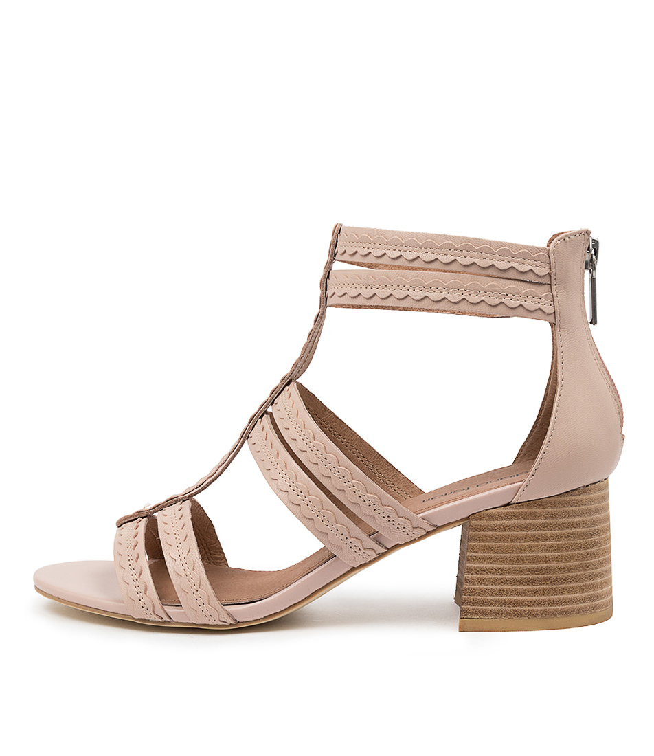 Buy Diana Ferrari Bardo Df Blush Heeled Sandals online with free shipping