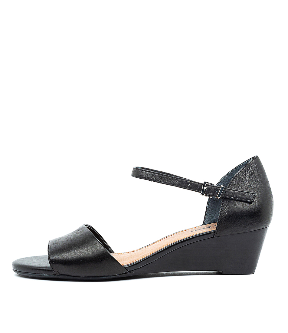 Buy Diana Ferrari Dustin Df Black Heeled Sandals online with free shipping