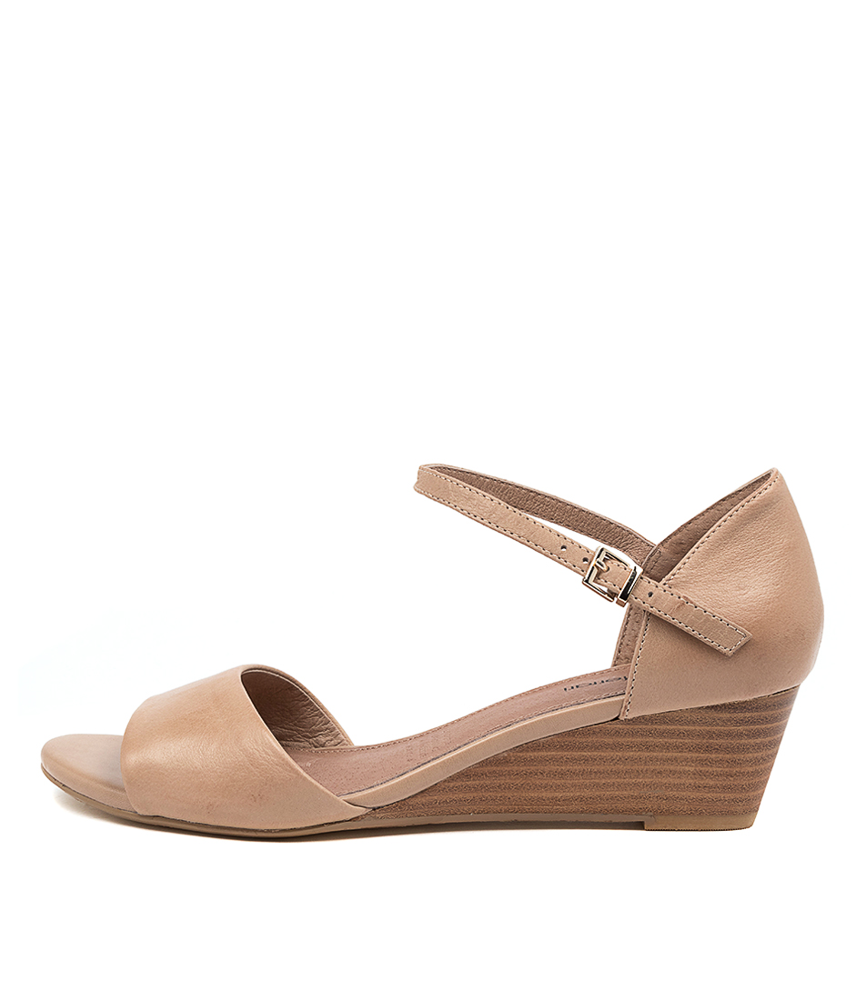 Buy Diana Ferrari Dustin Df Nude Heeled Sandals online with free shipping