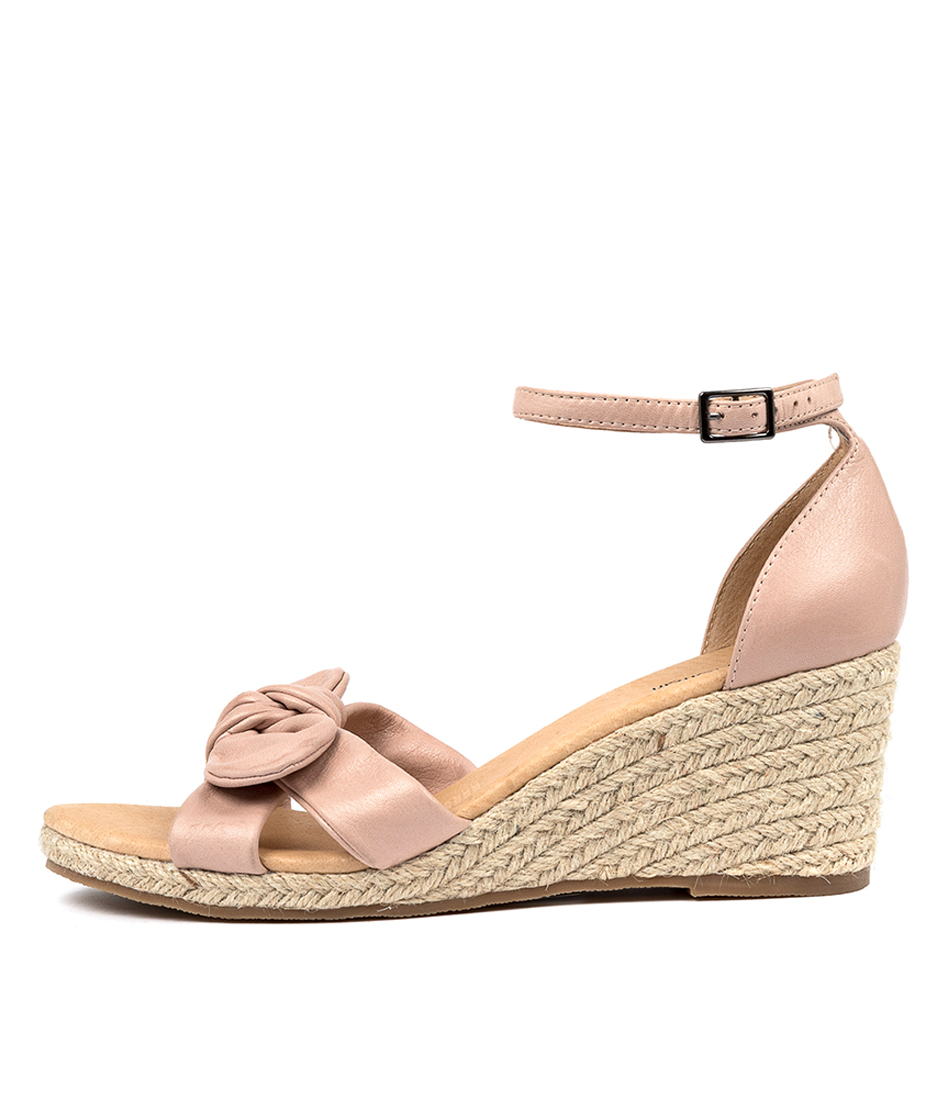 Buy Diana Ferrari Jennalea Df Blush E Heeled Sandals online with free shipping