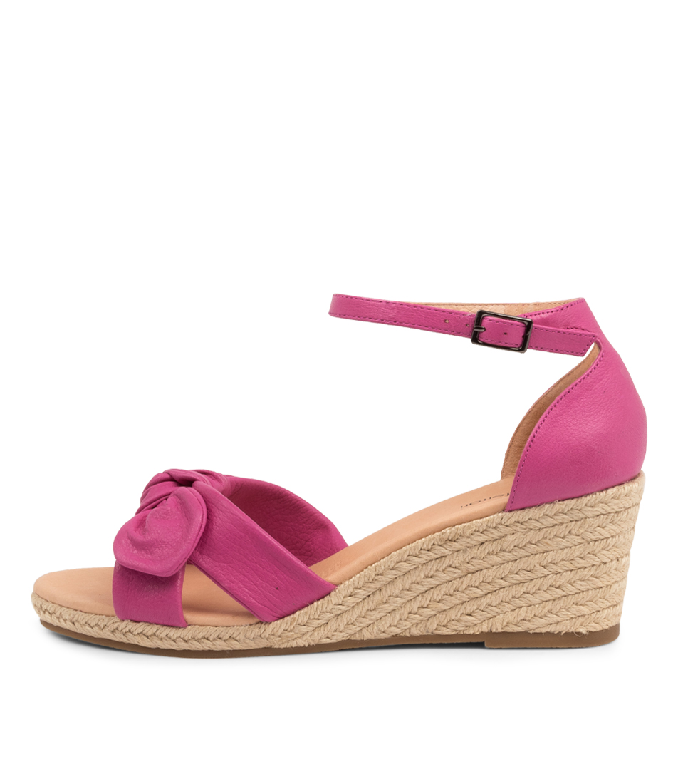 Buy Diana Ferrari Jennalea Df Bright Pink Heeled Sandals online with free shipping