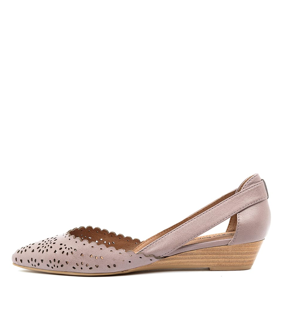 Buy Diana Ferrari Presto Df Dusty Mauve E Flats online with free shipping