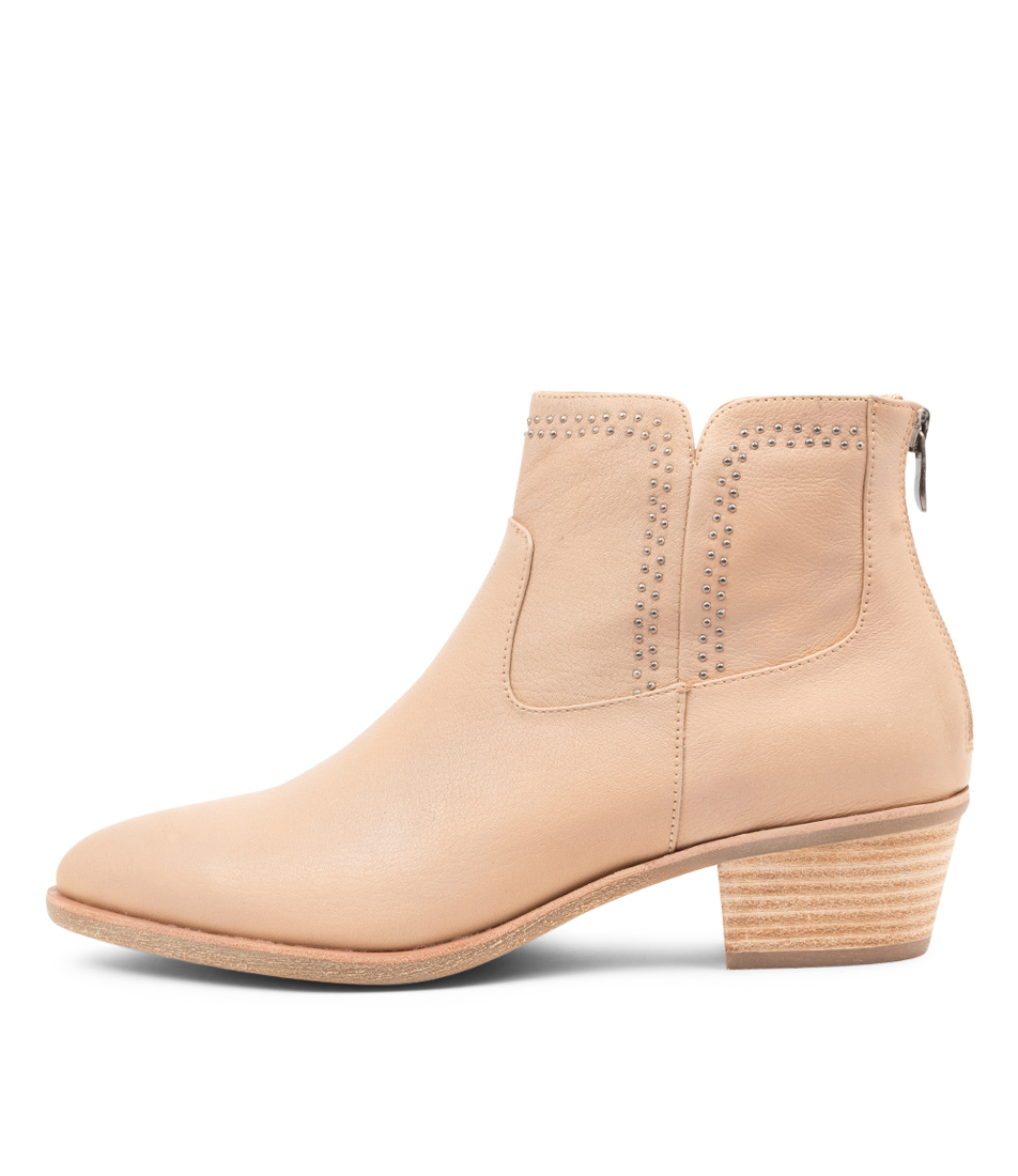 Buy Diana Ferrari Alored Df Cafe Ankle Boots online with free shipping