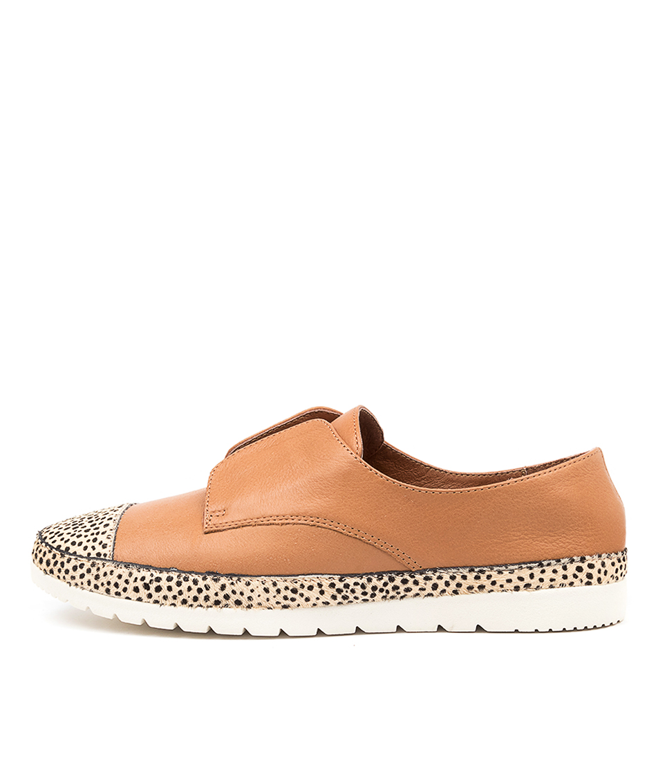 Buy Diana Ferrari Amin Df Sand Speckle Dk Tan Flats online with free shipping