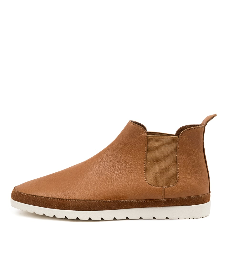 Buy Diana Ferrari Audra Df Dk Tan Ankle Boots online with free shipping