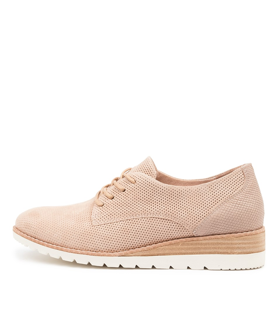 Buy Diana Ferrari Belest Df Dk Nude Flats online with free shipping