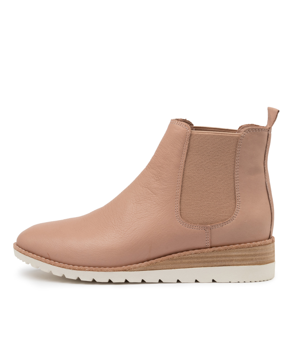 Buy Diana Ferrari Blynx Df Dk Nude Ankle Boots online with free shipping