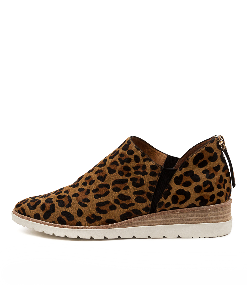 Buy Diana Ferrari Bodaway Df Leopard Flats online with free shipping
