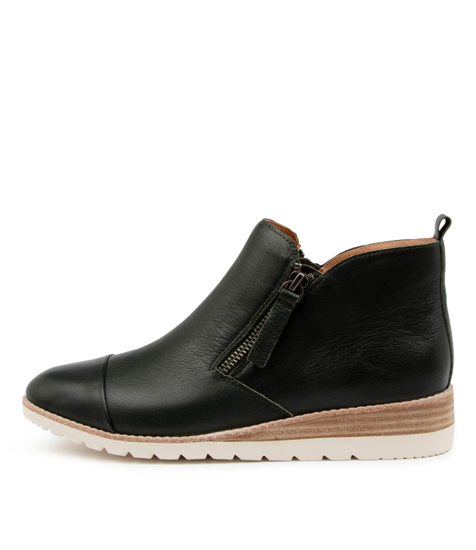 Buy Diana Ferrari Bycra Df Forest Ankle Boots online with free shipping