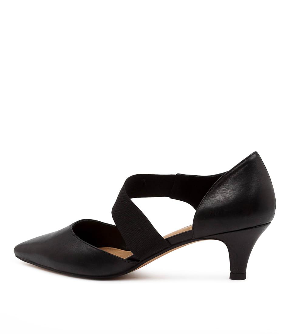 Buy Diana Ferrari Citar Df Black High Heels online with free shipping