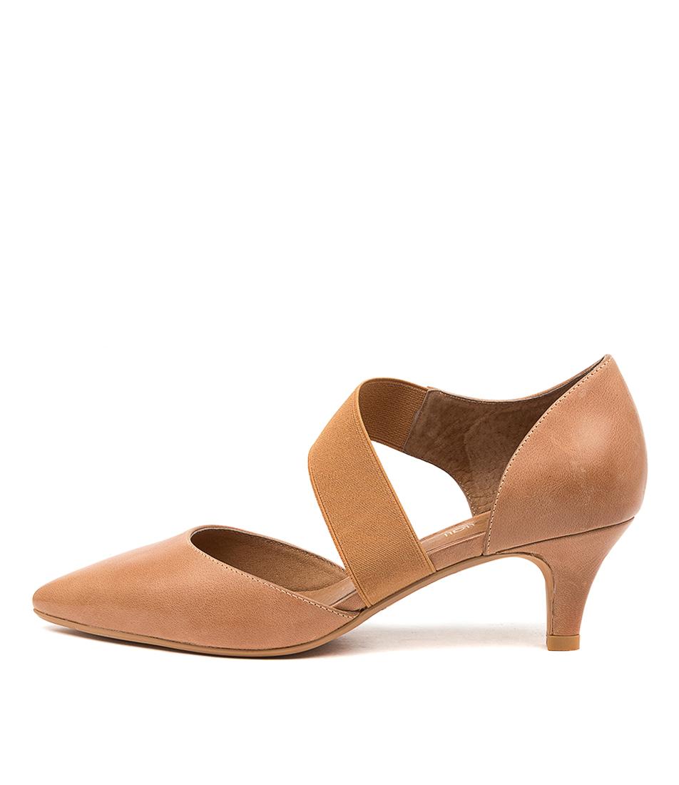 Buy Diana Ferrari Citar Df Tan High Heels online with free shipping