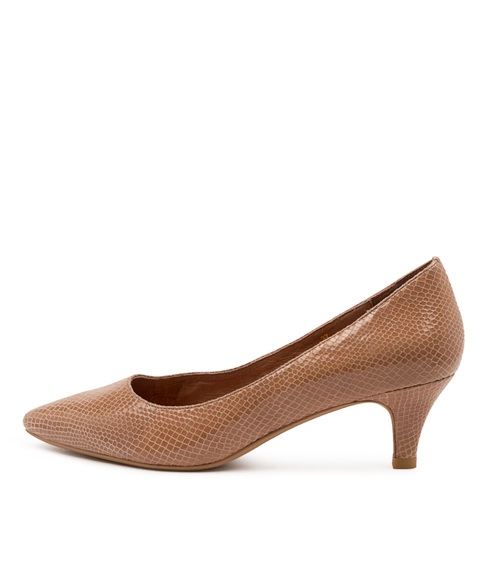 Buy Diana Ferrari Coday Df Dk Nude High Heels online with free shipping