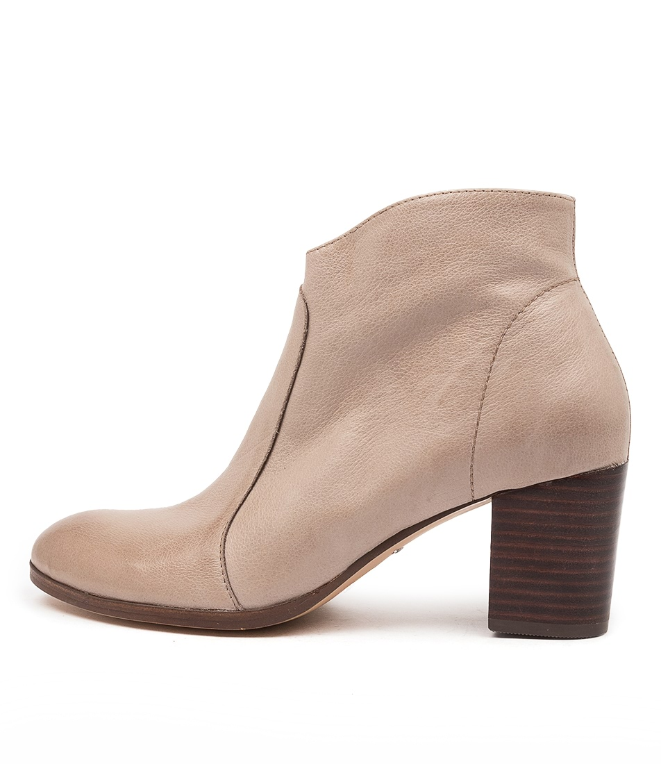 Buy Diana Ferrari Dabilo Df Taupe Ankle Boots online with free shipping