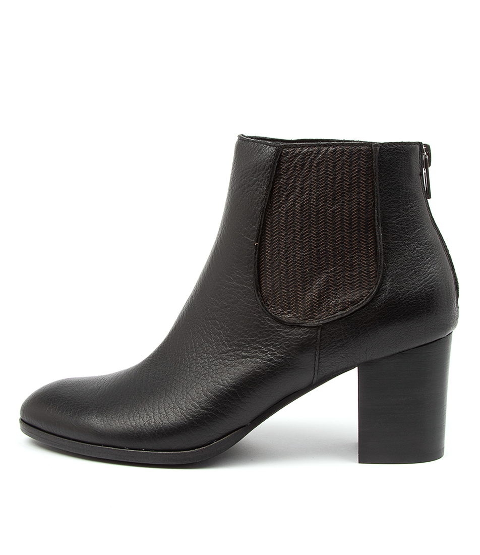 Buy Diana Ferrari Deight Df Black Ankle Boots online with free shipping