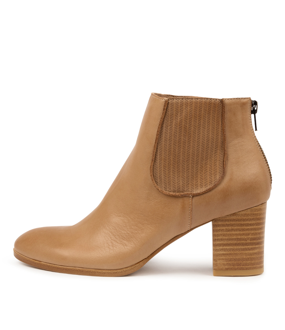 Buy Diana Ferrari Deight Df Cappuccino Ankle Boots online with free shipping