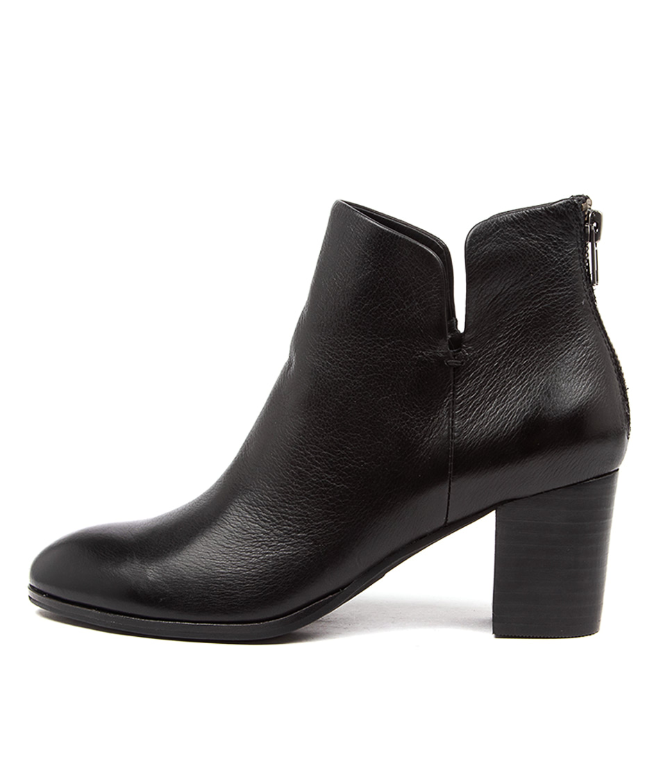 Buy Diana Ferrari Deitha Df Black Ankle Boots online with free shipping