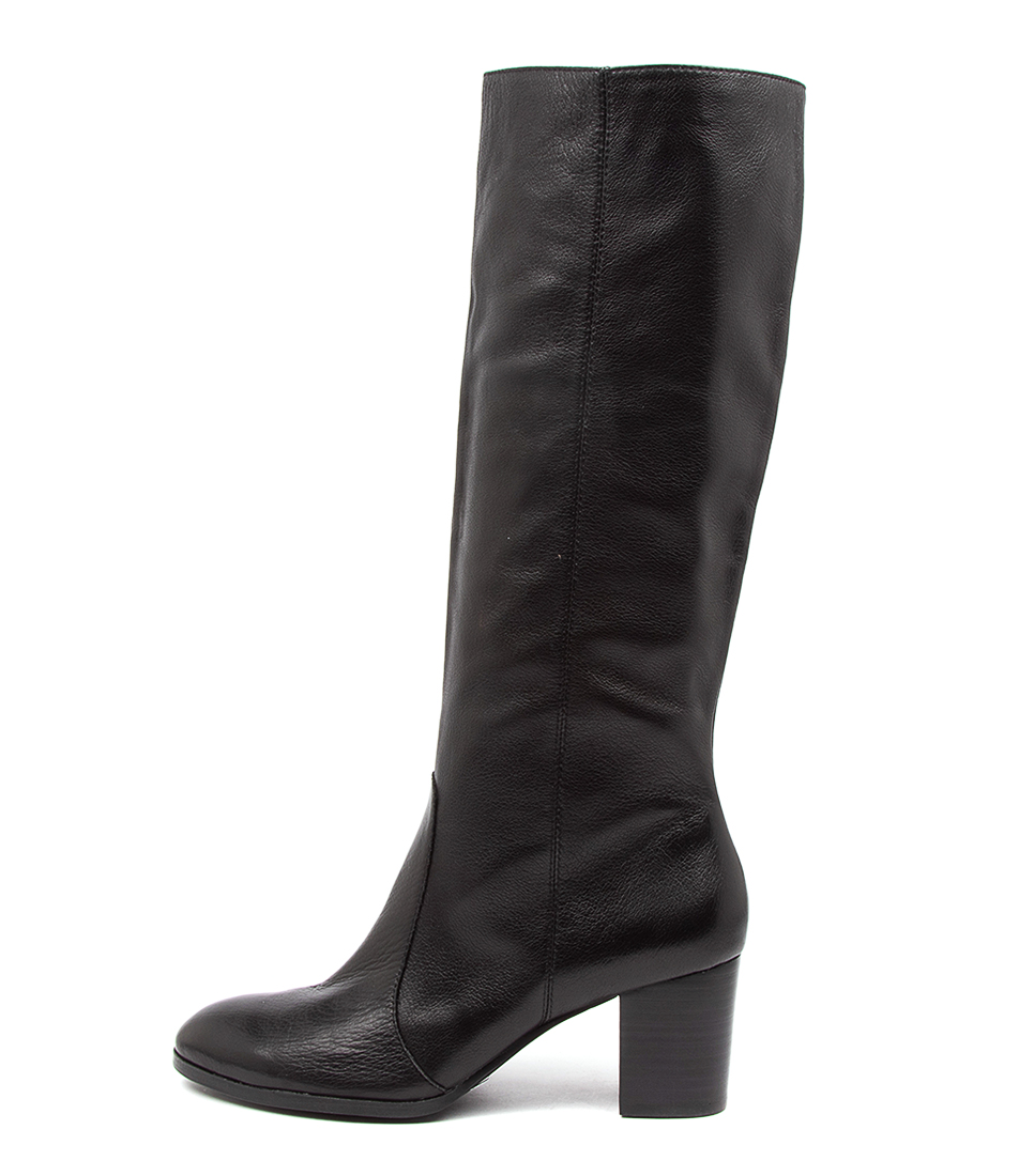 Buy Diana Ferrari Detee Df Black Long Boots online with free shipping