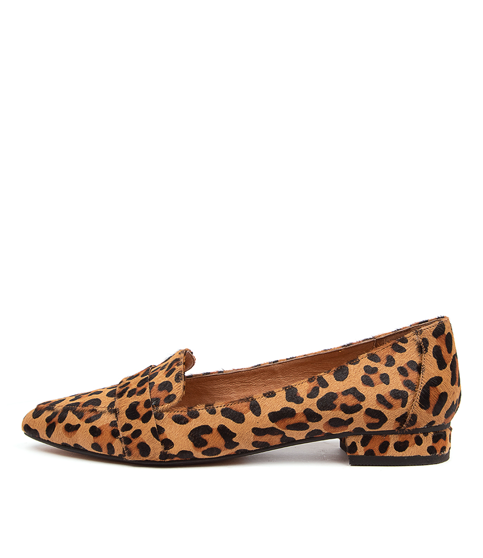 Buy Diana Ferrari Disolo Df Leopard Flats online with free shipping
