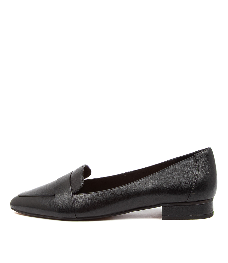 Buy Diana Ferrari Disolo Df Black Flats online with free shipping