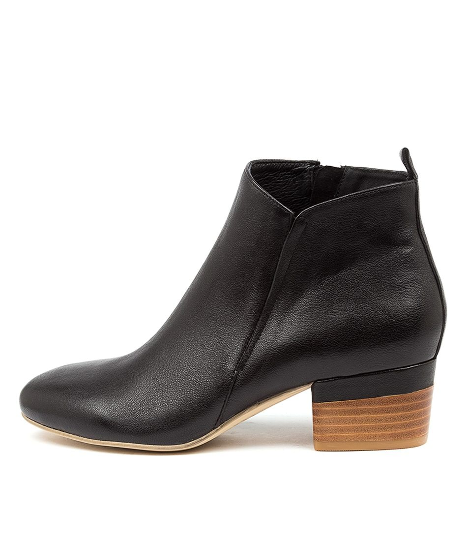 Buy Diana Ferrari Gippa Df Black Ankle Boots online with free shipping