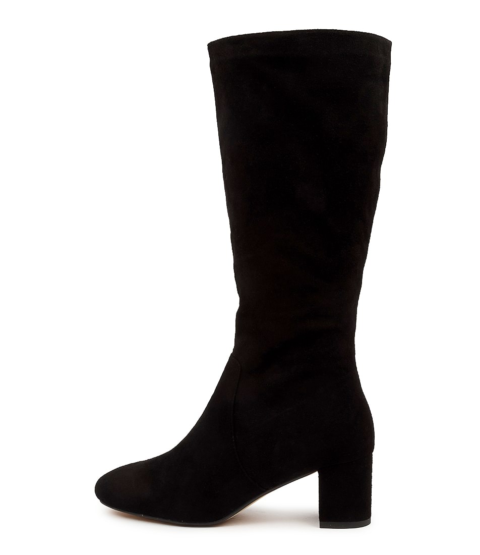 Buy Diana Ferrari Ililo Df Black Long Boots online with free shipping