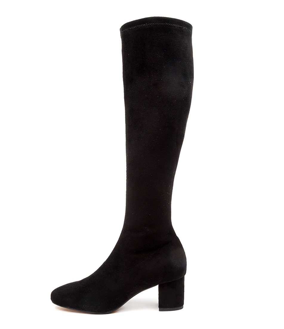 Buy Diana Ferrari Irossi Df Black Dress Long Boots online with free shipping