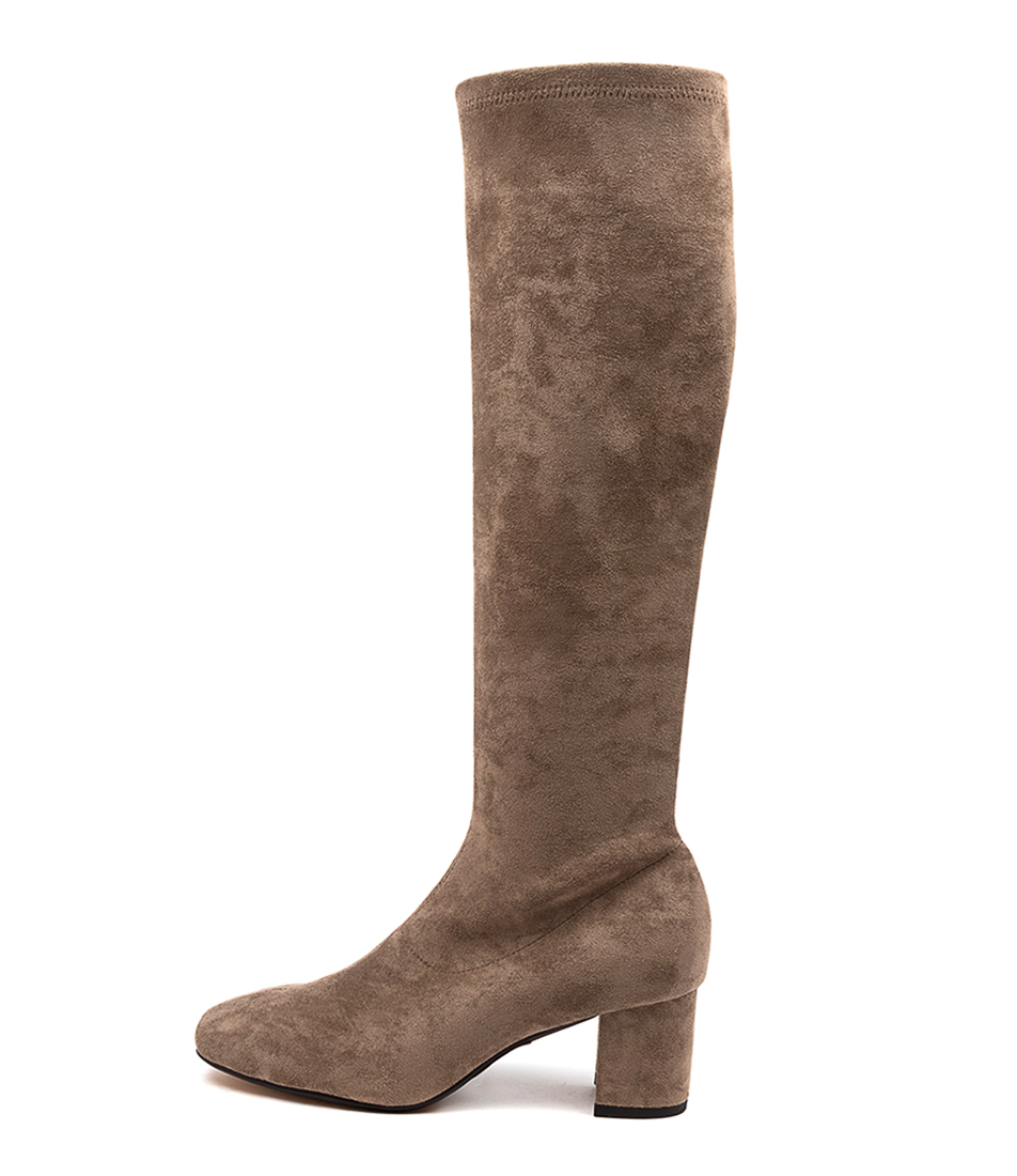 Buy Diana Ferrari Irossi Df Mocca Long Boots online with free shipping