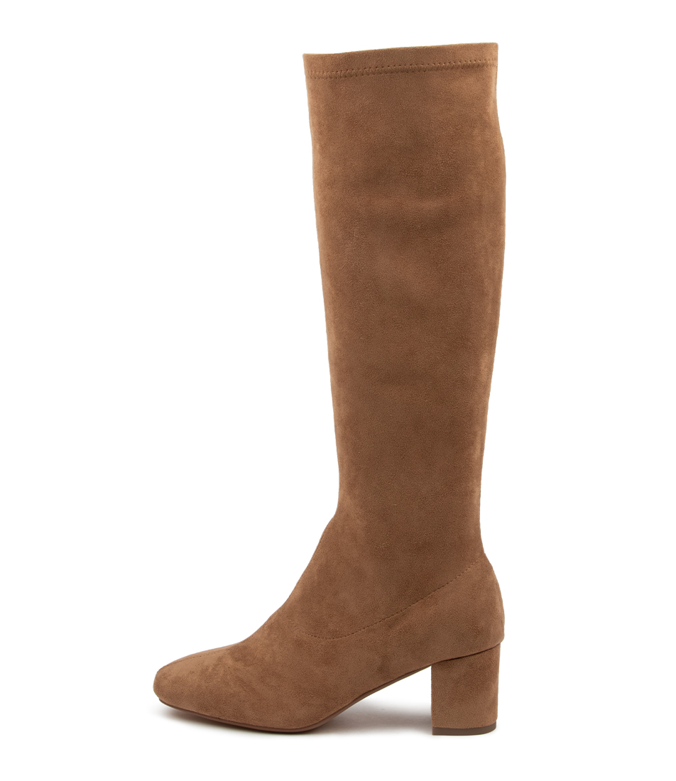 Buy Diana Ferrari Irossi Df Sand Long Boots online with free shipping