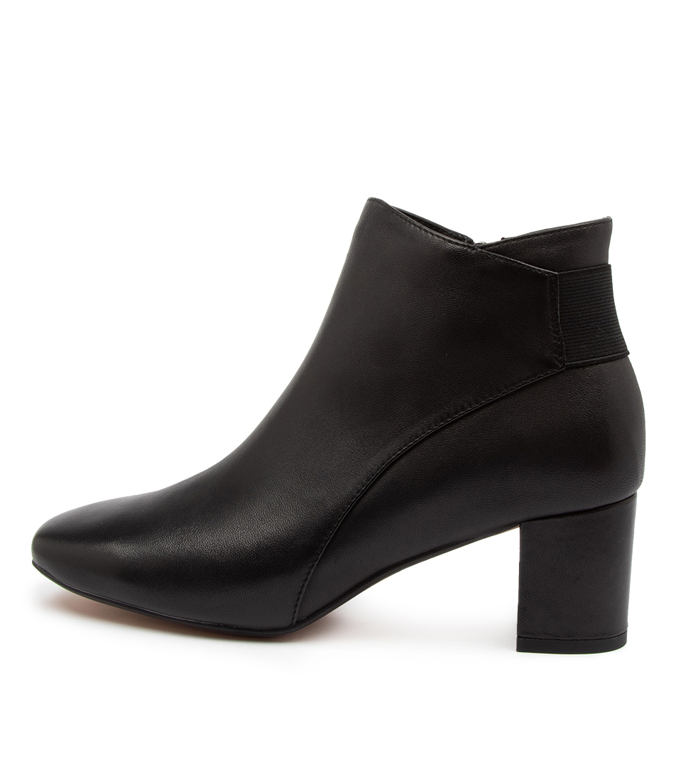 Buy Diana Ferrari Issabella Df Black Dress Ankle Boots online with free shipping