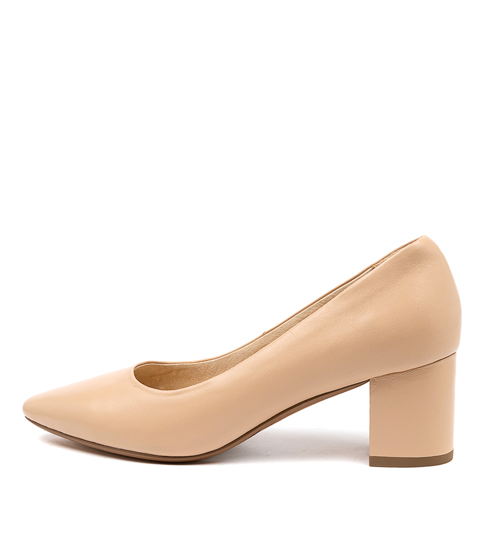 Buy Diana Ferrari Langer Df Nude High Heels online with free shipping