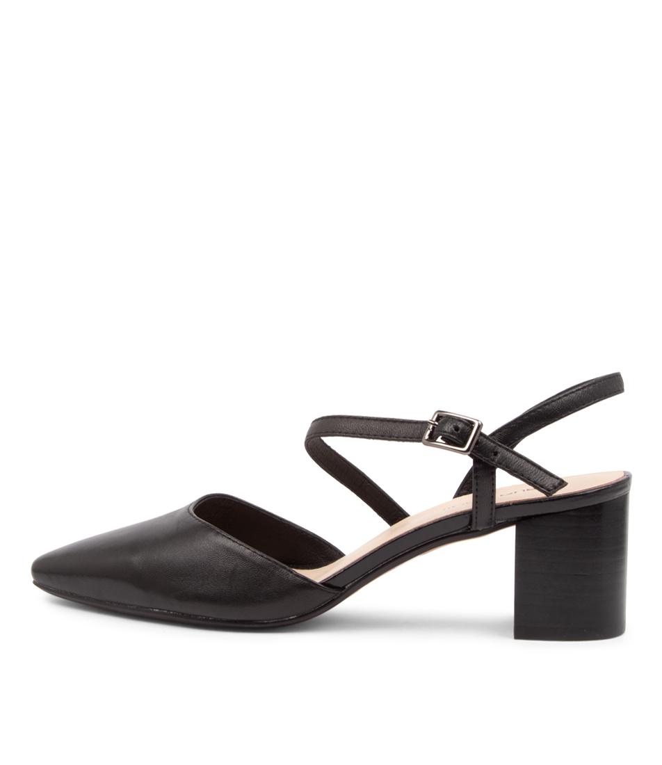 Buy Diana Ferrari Lansa Df Black High Heels online with free shipping