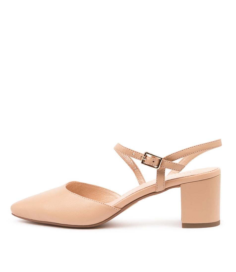 Buy Diana Ferrari Lansa Df Nude High Heels online with free shipping