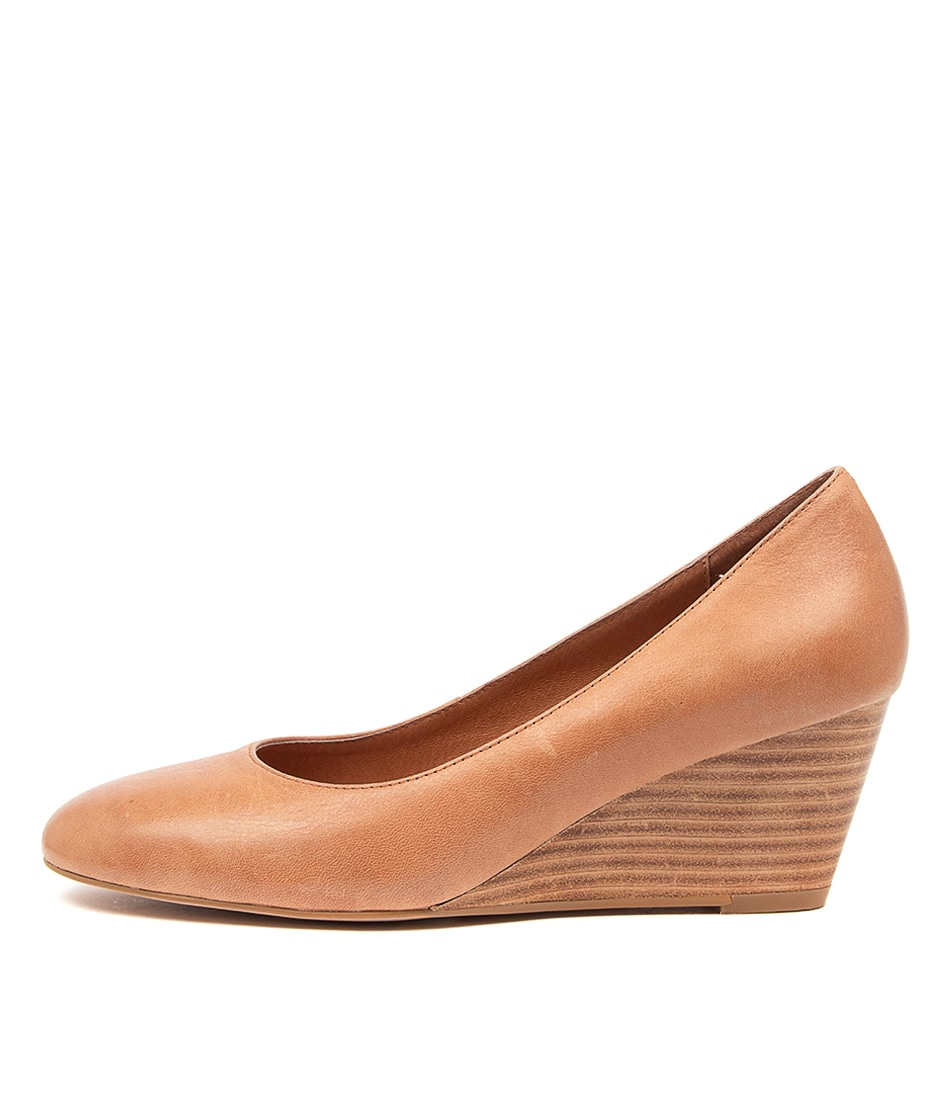Buy Diana Ferrari Lespie Df Tan High Heels online with free shipping